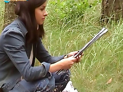 Hottie sucks and gets drilled gone away from nigh these spicy public vids